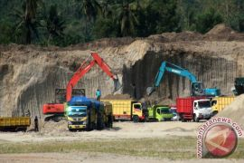 Banten collaborates closely with police to curb illegal gold mining