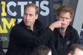 Pangeran William jadi pendamping pria di pernikahan Pangeran Harry