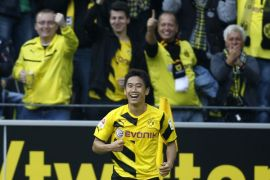 Dortmund raih kemenangan pertama, Leipzig imbang