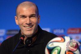 Zidane Tertarik Latih Timnas Prancis