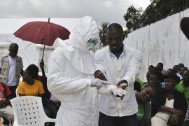 1.400 tentara AS segera bertolak ke Liberia untuk misi Ebola