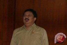 Iwan Rusmali CS Resmi Ketua DPRD Kota Banjarmasin