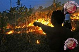 TNI-BLH Riau Luncurkan Desa Bebas Dari Api