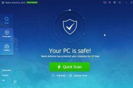Baidu antivirus versi 5.0 gratis unduh