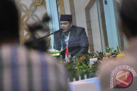 Palembang juara umum MTQ Sumatera Selatan