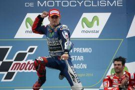 Hasil MotoGP Grand Prix Aragon