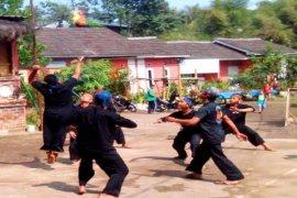 Olah raga tradisional dijadikan ikon seni Sukabumi