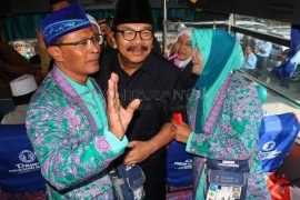 Tujuh Calon Haji Asal  Madiun Lalukan Mutasi
