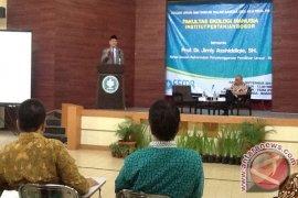 Jimly : Indonesia membutuhkan komnas pelindungan lingkungan hidup