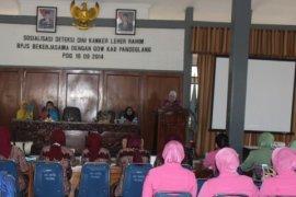Legislator: Kanker Serviks Ancaman Serius Wanita