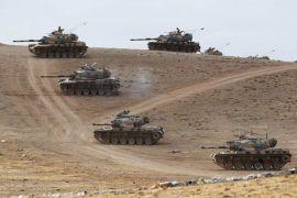 Turki balas luncurkan roket ke wilayah Suriah