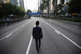 Bursa Hong Kong dibuka naik 234,68 poin