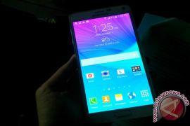 "Galaxy Note 4 untuk tren foto ""selfie"""