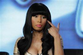 Nicki Minaj ungkap pengalaman kekerasan dalam rumah tangga