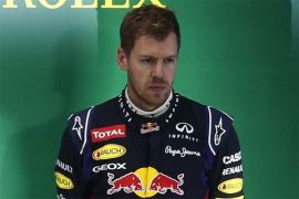 Vettel kena hukuman start posisi tiga di Austria