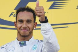 Hamilton menangi Grand Prix hungaria