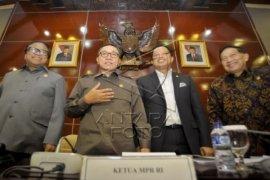 MPR Undang Boediono, Prabowo dan Hatta Rajasa ke Pelantikan Jokowi-JK