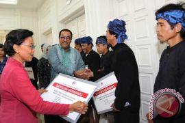 Omzet bisnis batik Baduy meningkat tajam