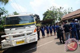 Polrestabes Surabaya memburu komplotan pencuri truk