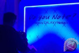 Samsung Galaxy Note 4 resmi dirilis di Indonesia