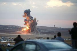 Militer Turki gempur militan Kurdi di utara Irak