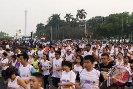 Asmara Bara juarai putra Jakarta Marathon 2015