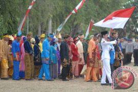 Jambore Nasional Pemuda adat digelar Kampung Muser