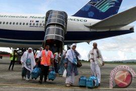 Seluruh jamaah haji Aceh tiba di Tanah Air