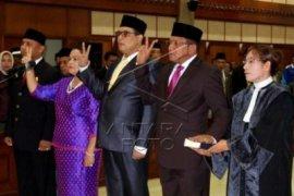 Pimpinan DPRD Maluku 2014-2019
