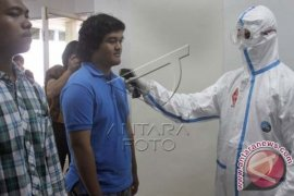 Simulasi Penanggulangan Ebola
