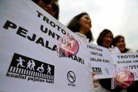 Tips Aman Bagi Pejalan Kaki