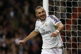 Real Madrid ancam Atletico, setelah menang 3-0
