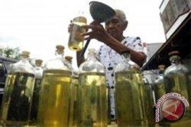 Harga bensin eceran di Mamberamo mencapai Rp60 ribu/liter