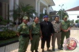 Satpol PP Kota Bogor berdayakan anggota linmas