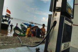 Pengadaan SPBU nelayan usulan Kementerian Kelautan dan Perikanan