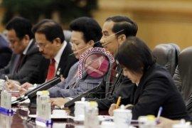 Presiden Jokowi Diterima Presiden Xi Jinping