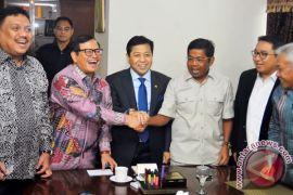 Pimpinan KMP-KIH temui pimpinan DPR