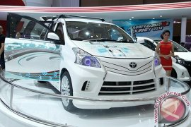 Toyota Kuasai 33 Persen Pasar Mobil Nasional