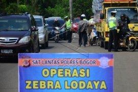 Korlantas Polri berlakukan sanksi tilang ganjil-genap tol
