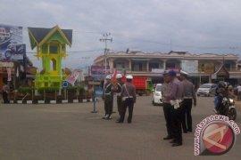 Polres Ketapang Operasi Gabungan Libatkan PM dan Dispenda