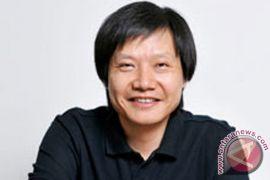 "Bos Xiaomi Lei Jun ""Businessman of the Year"""