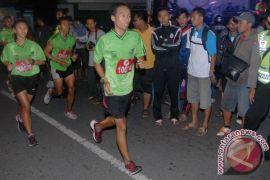 """Ribuan pelari marathon bersaing di """"Sorowako Run"""""""