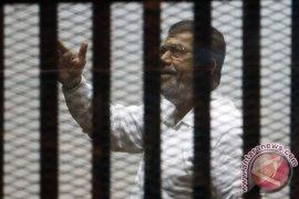 Mesir hukum mantan Presiden Mursi hingga tiga tahun penjara