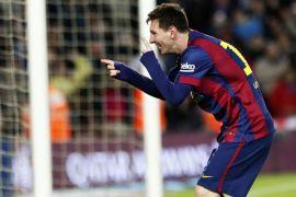Messi makin ajaib saja