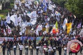 KSPI: 50 Ribu Buruh Siap Banjiri Jakarta