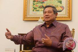 SBY ucapkan selamat tahun baru di Twitter