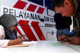 """Polres Bogor Siapkan Layanan Pendaftaran Sim """"Online"""""""