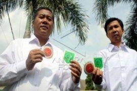 Kejari bagi-bagi stiker peringati Hari Anti Korupsi