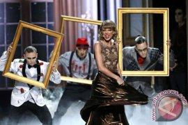 Taylor Swift selebriti berbayaran termahal versi Forbes