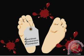 Polisi tangkap pasangan kumbul kebo tersangka pembunuh Suparti